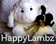 HappyLambz - hard-to-find and discontinued baby comfort toys.