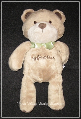 Carter&#8217;s My First Bear - We lost our son's favorite bear. It's about 9 inches and looks like the picture. Please contact me if you have one that I could replace his with.  Thank you!