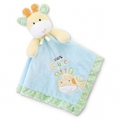 JcPenney Okie Dokie Yellow Giraffe Snuggle Buddy 100% Cute aka Carters Blue Green Giraffe Lovey - JcPenney Okie Dokie Yellow Giraffe Snuggle Buddy 100% Cute aka Carters Blue Green Giraffe Lovey