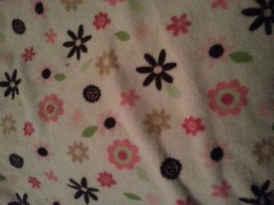 Circo Flower Blanket