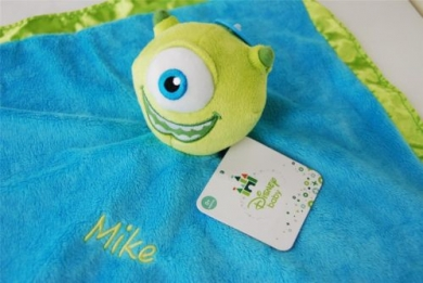 Disney Baby Monsters Inc Mike Security Blanket