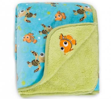 Finding Nemo Plush Blanket
