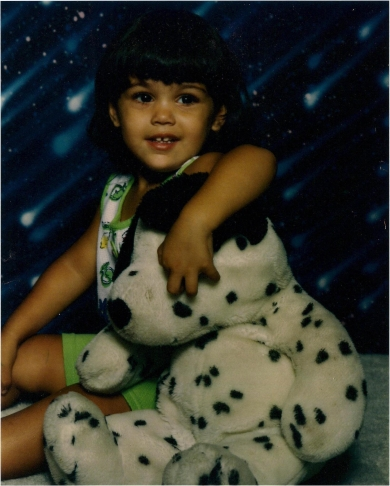Dalmatian With Floppy Ears Size Of An 8 10 Month Old Baby