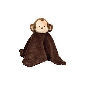 Cocalo Monkey Mania Security Blanket