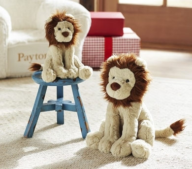 Leo Lion From Pottery Barn