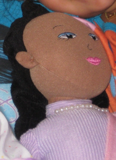 Rag Cloth Doll
