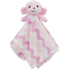 Lambs & Ivy Pinkie Plus Monkey Lovey