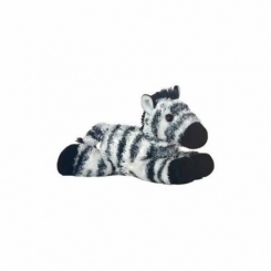 8 inches stuffed animal zebra