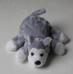 Dream husky hand puppet
