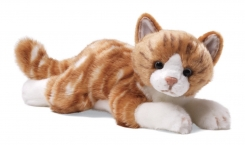 Orange Tabby with Puppet Paws 1990s