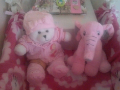 Not Just A Pink Stuffed Elephant!