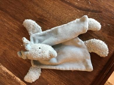Lost Replica Breitling Klokkerbrown Sleeping Dog