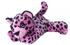 Pink Black Cheetah / Leopard