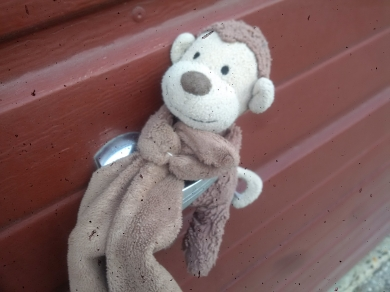 Stuffed Monkey Found in Fitler Square Neighborhood