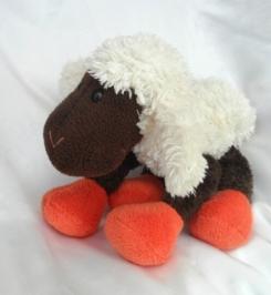 Clip Clops Trudy sheep 15 centimetres