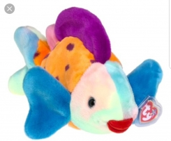 Lips the Fish Beanie Buddy