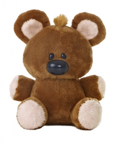 Brown, small teddy bear