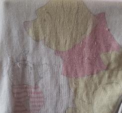 Classic soft Winnie the Pooh blanket 60's-70's