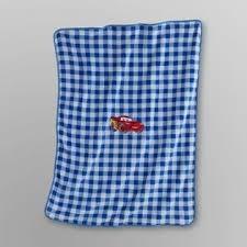 Disney cars baby blanket