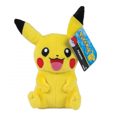Pikachu Pokemon Plush