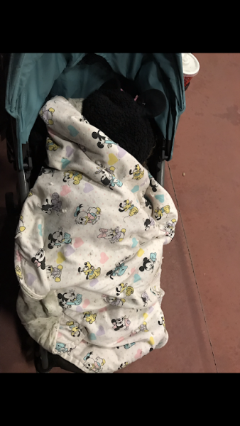 Disney Babies Handmade Blanket