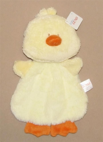Baby Gund Duck Chick Duda
