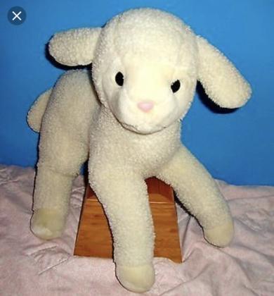 Anna Baby Club 1990s Lamb