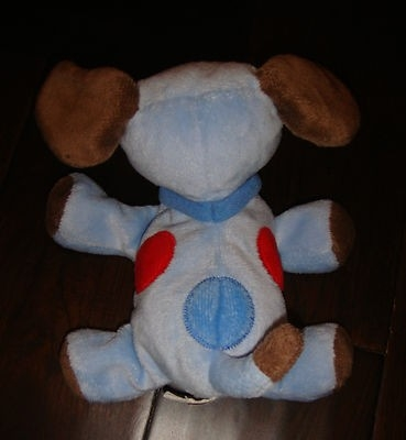 Child of Mine - Carters - Plush Blue Puppy