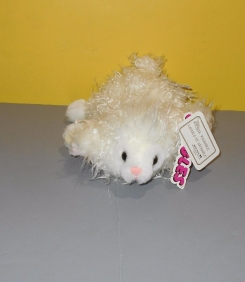 "Baby Googles Lamb Stuffed Plush - 9"" Ganz Vintage 1990"