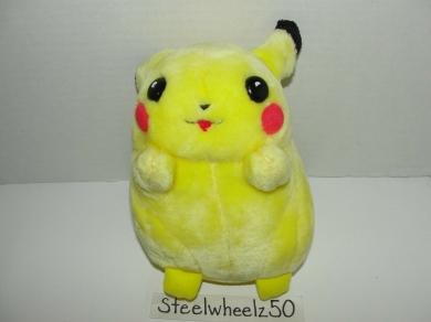 Stuffed Pikachu w/ electronic parts