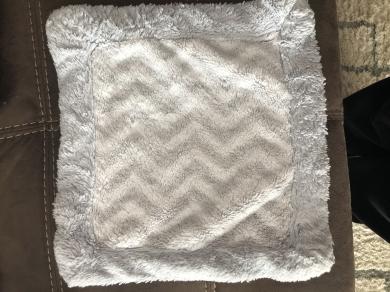 Searching For Baby Gund Stuffed Dollblack Blanket Satin